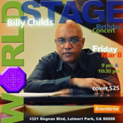 "BILLY CHILDS ""Birthday Concert"" [Full House]"