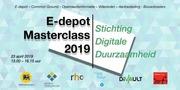 StDD Masterclass E-depot 2019