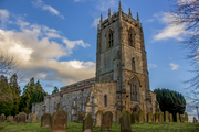 Church of Holme on Spalding Moor, Yorkshire