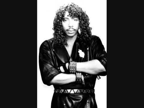 Rick James ft. Smokey Robinson - Ebony Eyes