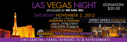WE CAN INC. HOLDS LAS VEGAS NIGHT