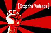 Stop The Violence!