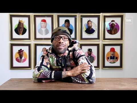 """Redman On J. Cole & Kendrick, Fav Rap Battle Being Loaded Lux Vs. Murda Mook & """"I Got 5 On It"""" Remix"""