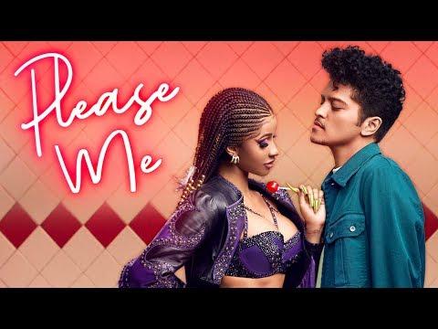 Cardi B & Bruno Mars - Please Me (Official Video)