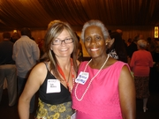 Deb Munro and Patricia McCorkle