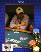 Me playing at the WSOP 2008