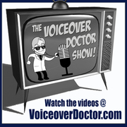 The Voiceover Doctor Show!