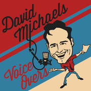 David Michaels Voice Over CD Cover