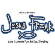 Jesus-Freak-t-shirt