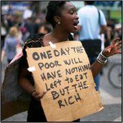 fuel protest Nigeria in pictures