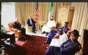 Kerry Visits Buhari