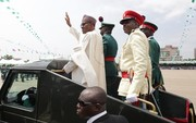 Pictorial: Inuaguration of Muhammadu Buhari as President of Nigeria