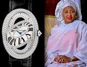 Aisha Buhari 10million Naira Watch Question Mark