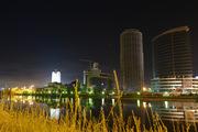 Ночной Екатеринбург