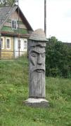 В музее сказали, это не идол, а скульптура))