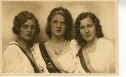 MISS ESTONIA 1932 - Nadeshda Peedi-Hoffman; 19.05.1911 Tomsk, Venemaa - 21.05.1938