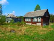 Деревня Шестимирово. Оживает за счет дачников - охотников и рыболовов