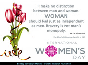 Thought For The Day ( WOMAN )