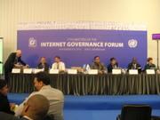 Panel of the BIG DATA workshop