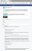 Toronto police, Canadian torturers at once delete my post on...