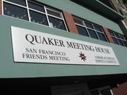 Quaker Meeting House angle