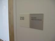 Quaker Meeting Room - SF Friends School