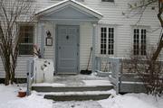 Powell House Front Door