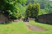 Burial Ground, Coalbrookdale, Ironbridge