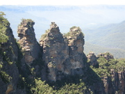 Three Sisters, Blue Mountains 2006