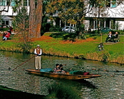 Punting in ChristChurch