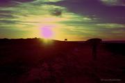 Sunset at elands bay