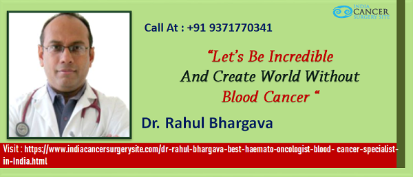 Blood Cancer Specialist In India