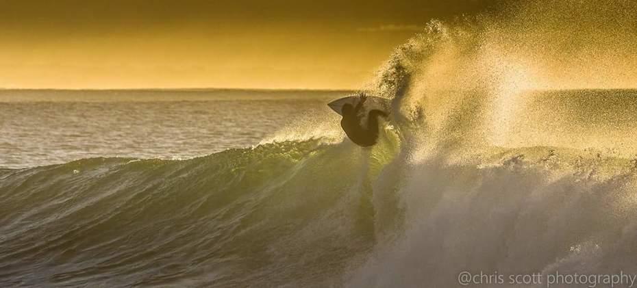 Shotbru comp sunrise