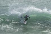 Surfing Big Bay