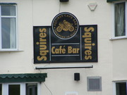 Squires cafe