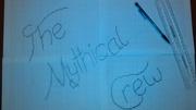 Mythical Crew knitting chart