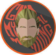Orange Font/No Flames