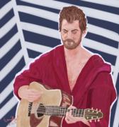 Rhett Playing Guitar