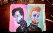 Link and Rhett Asthetics....