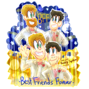 Buddy System S1 Stickers Ep3/8