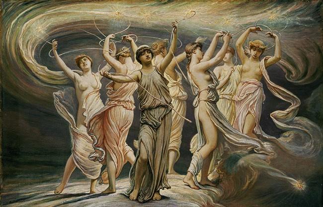 Pleiadi Seven Sisters