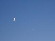 Moon Alignment w/ Jupiter/Venus