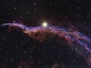 The Veil Nebula, NGC6960