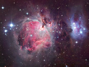The Great Nebula in Orion, M42