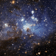 Magellanic Cloud LH 95