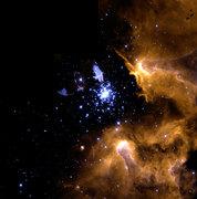 Nebula NGC 3603