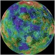 Venus by NASA (Magellan Mission)