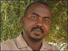 Khaled Abdel Muti Ali Sudanese Lightworker