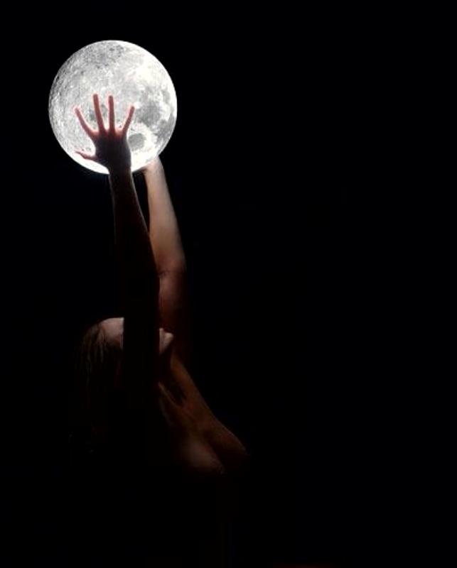 Full moon blessings.
