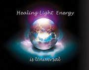 Healing Light Energy Globe